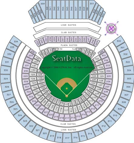 O Co Coliseum Seating Chart