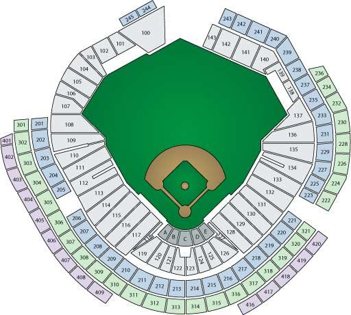 washington nationals seating chart pdf