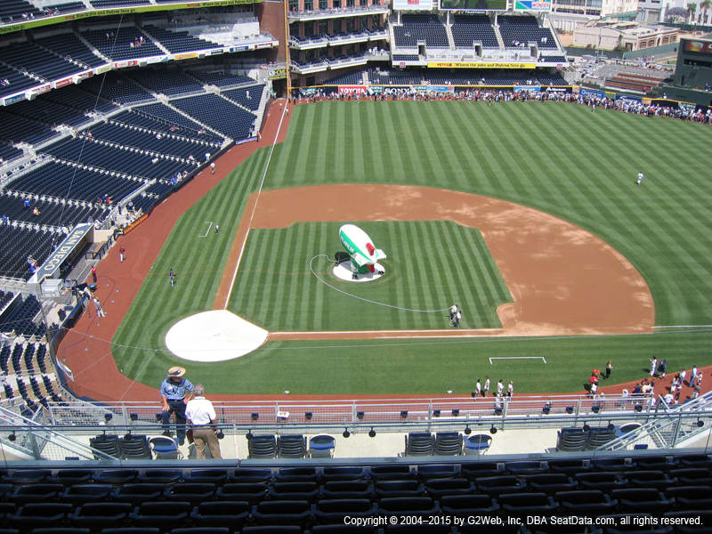 Best Value Seats at Petco Park -Section 309 view