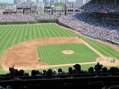 Best Seats For Families At Wrigley